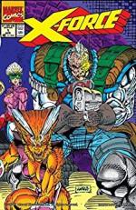 X-Force (1991-2002) #1 - Fabian Nicieza, Rob Liefeld, Rob Liefeld