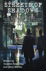Streets of Shadows by Maurice Broaddus (2014-09-26) - Maurice Broaddus;
