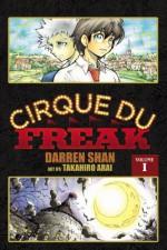 Cirque Du Freak - Darren Shan, Takahiro Arai