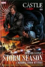 Richard Castle's Storm Season: A Derrick Storm Mystery - Brian Michael Bendis, Kelly Sue DeConnick, Emanuela Lupacchino, Richard Castle