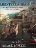 Mediterranean and the Mediterranean World in the Age of Philip II - Fernand Braudel