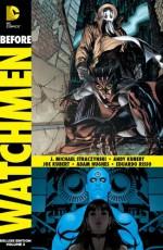 Before Watchmen: Nite Owl/Dr. Manhattan - J. Michael Straczynski, Adam Hughes, Joe Kubert