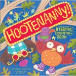 Hootenanny!: A Festive Counting Book - Kimberly Ainsworth, Jo Brown