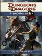 Player's Handbook 3: A 4th Edition D&D Core Rulebook - Mike Mearls, Rob Heinsoo, Robert J. Schwalb