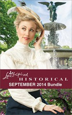 Love Inspired Historical September 2014 Bundle: His Most Suitable BrideCowboy to the RescueThe Gift of a ChildA Home for Her Heart - Renee Ryan, Louise M. Gouge, Laura Abbot, Janet Lee Barton