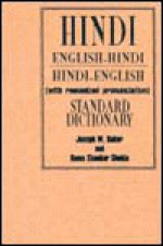 Hindi-English/English-Hindi Standard Dictionary - Davidovic Mladen, Hippocrene Books