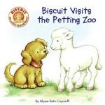 Biscuit Visits the Petting Zoo - Alyssa Satin Capucilli, Pat Schories, Rose Mary Berlin
