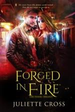 Forged in Fire (The Vessel Trilogy) - Juliette Cross