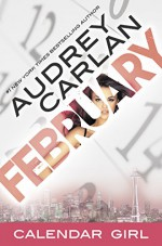 February: Calendar Girl Book 2 - Audrey Carlan