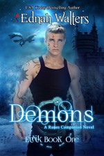 Demons: A Runes Companion Novel (Eirik Book 1) - Ednah Walters