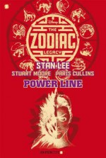 The Zodiac Legacy #2: Power Lines - Stuart Moore, Stan Lee