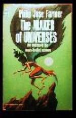 The Maker Of Universes - Philip José Farmer, Jack Gaughan