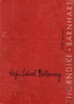 Thorndike & Barnhart High School Dictionary: Third Edition (624214) - Thorndike Barnhart, Scott Foresman