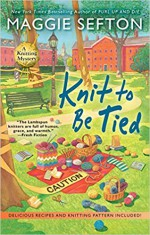Knit to Be Tied - Maggie Sefton