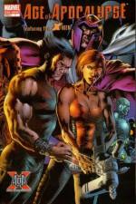 X-Men Age of Apocalypse One-Shot #1 (Marvel Comics) - Scott Lobdell, Larry Hama, Akira Yoshida, Adam Kubert, Andy Kubert, Tony Daniel, Mark Brooks, Talent Caldwell, Roger Cruz, Kia Asamiya
