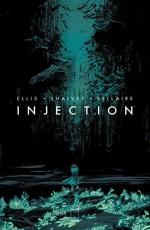 Injection #1 - Warren Ellis, Declan Shalvey, Jordie Bellaire, Fonografiks