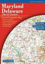 Map-MD/del Atlas & Gazetteer 4 - Rand McNally