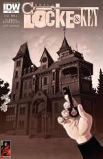Omega - Issue #1 (Locke and Key, Vol. 6: Alpha & Omega) - Joe Hill, Gabriel Rodríguez