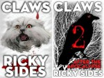 Claws Books 1 & 2 - Ricky Sides