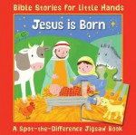 Jesus Is Born for Little Hands - Lois Rock, Emily Bolam