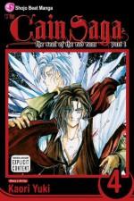 The Cain Saga, Volume 4: The Seal of the Red Ram, Part 1 - Kaori Yuki