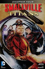 Smallville: Titans #4 - Q. Bryan Miller, Cat Staggs