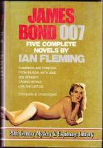 James Bond 007: 5 Complete Novels By Ian Fleming - Ian Fleming