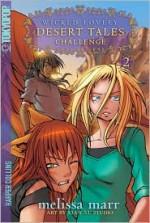 Challenge - Melissa Marr, Xian Nu Studio