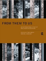 From Them to Us: An International Study of Inclusion in Education - Mel Ainscow, Tony Booth