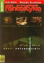 Nowa Fantastyka 184 (1/1998) - Robert Silverberg, Adam Wiśniewski-Snerg, Mike Resnick, Wiesław Gwiazdowski, Mariusz Wilga