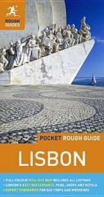 Pocket Rough Guide Lisbon - Matthew Hancock