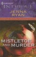 Mistletoe And Murder (Harlequin Intrigue #1027) - Jenna Ryan