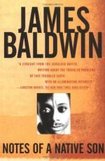 Notes of a Native Son - James Baldwin