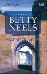 A Gem Of A Girl - Betty Neels