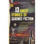 13 Great Stories of Science-fiction (Gold MEdal s997) - Groff Conklin
