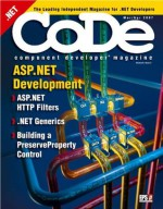 CODE Magazine - 2007 - Mar/Apr - Deborah Kurata, Rick Strahl, Kevin S Goff, Miguel Castro, J. Ambrose Little, Rod Paddock, Doc Detective, Carl Franklin, Bilal Haidar, CODE Magazine