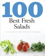 100 Best Fresh Salads (Love Food) - Parragon Books, Love Food Editors