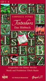 Tintenherz (1-4) - Cornelia Funke, Rainer Strecker