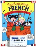 Teach Me More French - Judy Mahoney