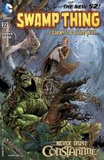 Swamp Thing (2011- ) #22 - Charles Soule, Kano