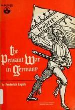 The Peasant War in Germany - Friedrich Engels