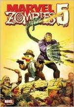Marvel Zombies 5 - Fred Van Lente, Kano