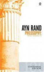 Philosophy: Who Needs It - Ayn Rand, Leonard Peikoff