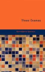 Three Dramas - Bjørnstjerne Bjørnson