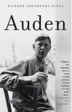 Auden - Richard Davenport-Hines