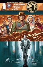 Protectors, Inc. #1 - J. Michael Straczynski, Michael Atiyeh, Gordon Purcell, Whilce Portacio