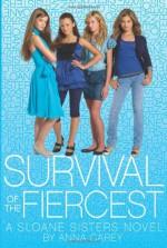 Survival of the Fiercest - Anna Carey