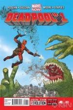 Deadpool #1 (Marvel Now!) - Brian Posehn, Gerry Duggan, Tony Moore