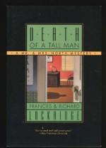 Death of a Tall Man - Richard Lockridge, Frances Lockridge
