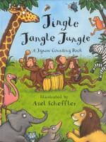 Jingle Jangle Jungle (Jigsaw Book) - Axel Scheffler